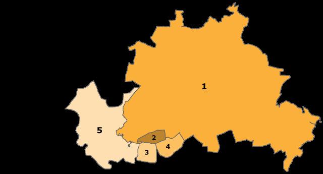 Bezirke